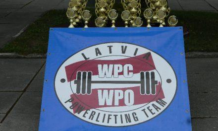 WPC RAW spēka sporta veidu festivāls, LK 2. posms