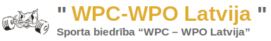 """""""WPC - WPO Latvija"""""""